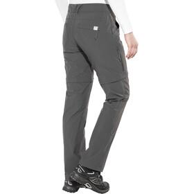 The North Face Exploration Convertible Pants regular Women, asphalt grey